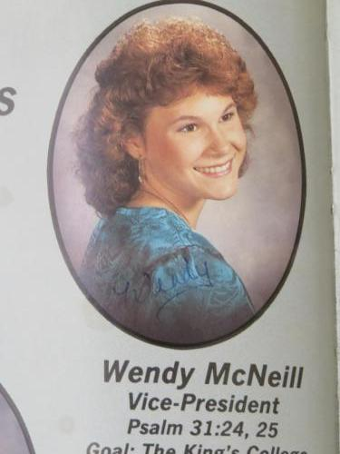 Wendy McNeill