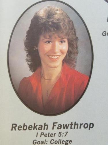 Rebekah Fawthrop