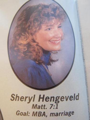 Sheryl Hengeveld