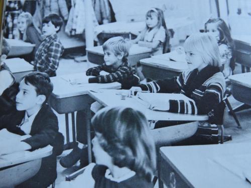 RCCA Class of 1988Second Grade (1978)