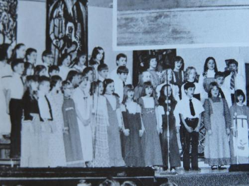 Elementary Choir 1979