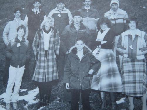 RCCA Ski Club 1982