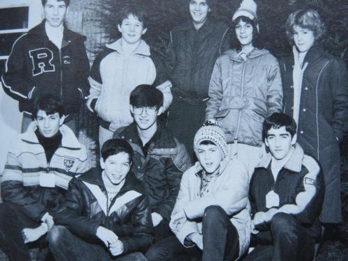 RCCA Ski Club 1983