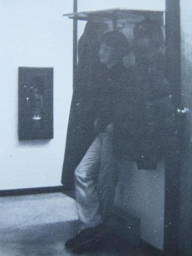 RCCA Hallway 1983