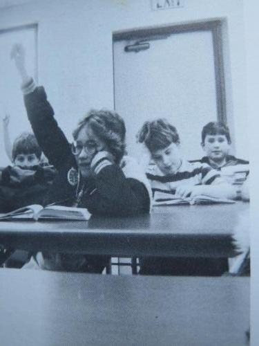 RCCA Classroom 1983