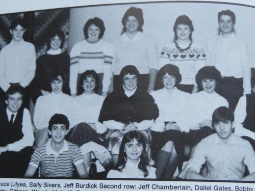 RCCA Drama Club 1984