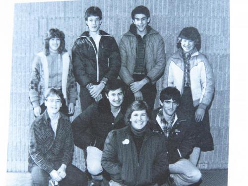 RCCA 1985 Ski Club