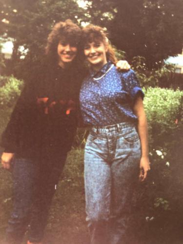 Sheryl & Bekah